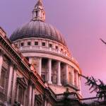 """St Pauls Cathedral in the evening glow, London, Gr"" by RaphaelBickPhotography"