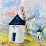 """""""308 Mills on La Mancha"""" by FrankGonzalesArt"""