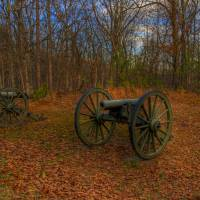 Kennesaw Cannons Art Prints & Posters by Paul Pescitelli