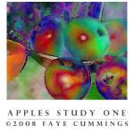 """Apples Study One"" by artistfaye"