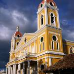 """Cathedral of Grenada bathed in late evening sunlig"" by RaphaelBickPhotography"