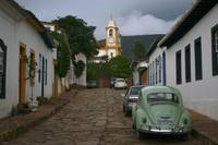 Trindades, as pretty as colonial towns get, Brazil