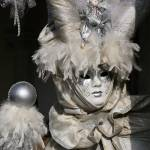 """""""Silver Jester on Her Head"""" by DonnaCorless"""