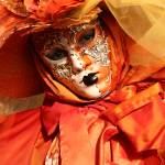 """Orange Peony"" by DonnaCorless"