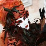 """Orange Rose Headdress"" by DonnaCorless"