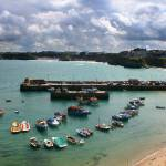 """Newquay harbour"" by mrhappy8"