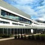 """""""Queen Margaret University - new campus"""" by adamvarga"""
