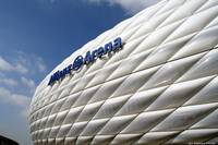 Allianz Arena, Munich, Germany