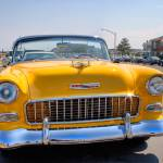 """1955 Chevrolet Bel Air Convertible"" by Erictakespictures"