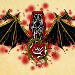 """""""Coffin and Batwings"""" by S_F"""