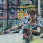 """""""Drinking on the Porch"""" by noelhefele"""