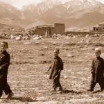 """Three Boys and the Hindu Kush, Afghanistan"" by DezineZone"