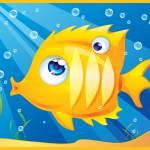 """Golden Fish"" by Fany"