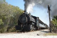 Florida Steam Train