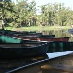 """""""Canoes at Rest"""" by Darrin"""