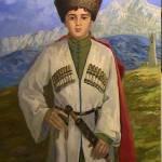 """""""Vadud - Vaharsolt Balatkhanov"""" by Differentartists"""