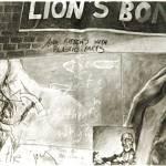 """Lion Bones photograph"" by georgedalphin"