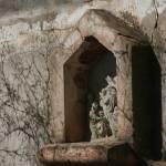 """Wall Sculpture- San Xavier Del Bac"" by LPacek"