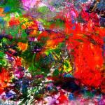 """Glitter Garden"" by karla"