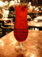 Pat O'Brien's Hurricane, New Orleans