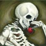 """Day of the dead"" by wickeddollz"