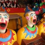 """clowns"" by piratesaregrand"