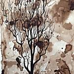 """Walnut Ink Tree"" by CaitlinGPadilla"