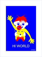 Baby - Hi World