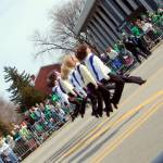 """. Irish dancers ."" by Jillian"
