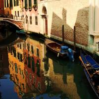 Reflections Art Prints & Posters by Claudia W