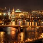 """Prague Bridges, Czech Republic"" by PetrKlapper"
