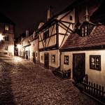 """Golden Lane, Prague, Czech Republic"" by PetrKlapper"