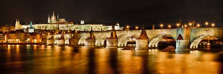 Prague Castle & Charles Bridge, Czech Republic