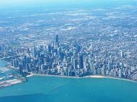 Chicago from Sky