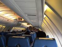 ANA B747-400 Upper Deck