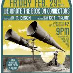 """""""High Dive 022908 Gig Poster"""" by nifty"""