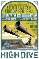 High Dive 022908 Gig Poster