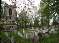 Philly Cemetery