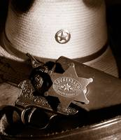 Hat and Gun