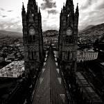 """""""La Basilica Del Voto Nacional, Quito Ecuador"""" by leslein"""