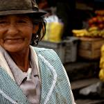 """At the market, San Golqui, Ecuador"" by leslein"