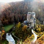 """ELTZ castle, Germany"" by FrizzText"
