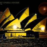 """Sydney Opera House, Australia"" by FarajB"