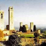"""""""The Town of the Beautiful Towers: San Gimignano, I"""" by eyespeakimages"""