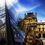"""""""Reflections of La Louvré"""" by Katchlight"""