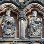 """Two Kings  (12676-RDB)"" by rodjohnson"