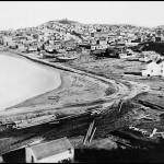 """""""North Beach from Telegraph Hill, c1865 San Francis"""" by worldwidearchive"""