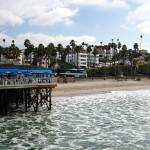"""San Clemente from the Pier"" by BGPhoto"