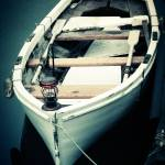 """White Boat"" by BGPhoto"