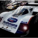 """porsche race car"" by antsphoto"